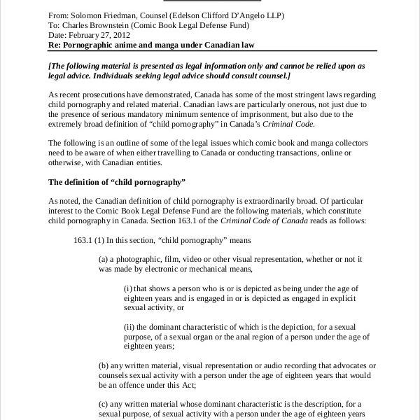 11+ Legal Memo Examples, Samples regarding Legal Memo Format ...
