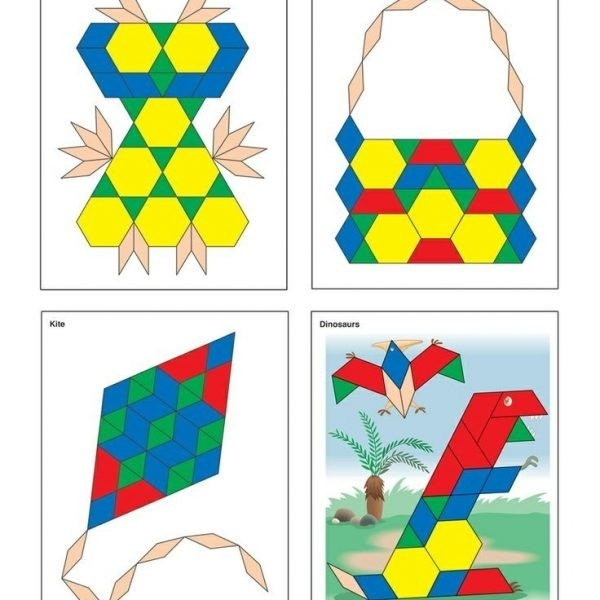 303 Best Pattern Blocks Předlohy Images On Pinterest | Pattern In with regard to Geometric Shapes Patterns For Kids 24463