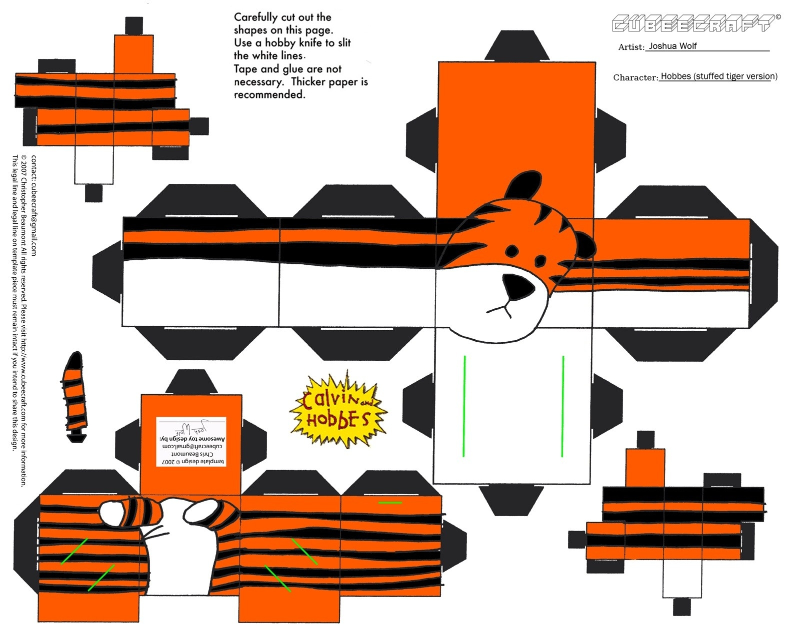 3D Paper Craft Template | Site About Children for 3D Paper Crafts Templates 19533