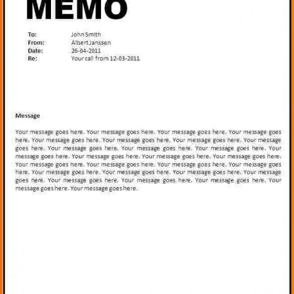 Word Memo Template  Receipt Templates Intended For Memo Format