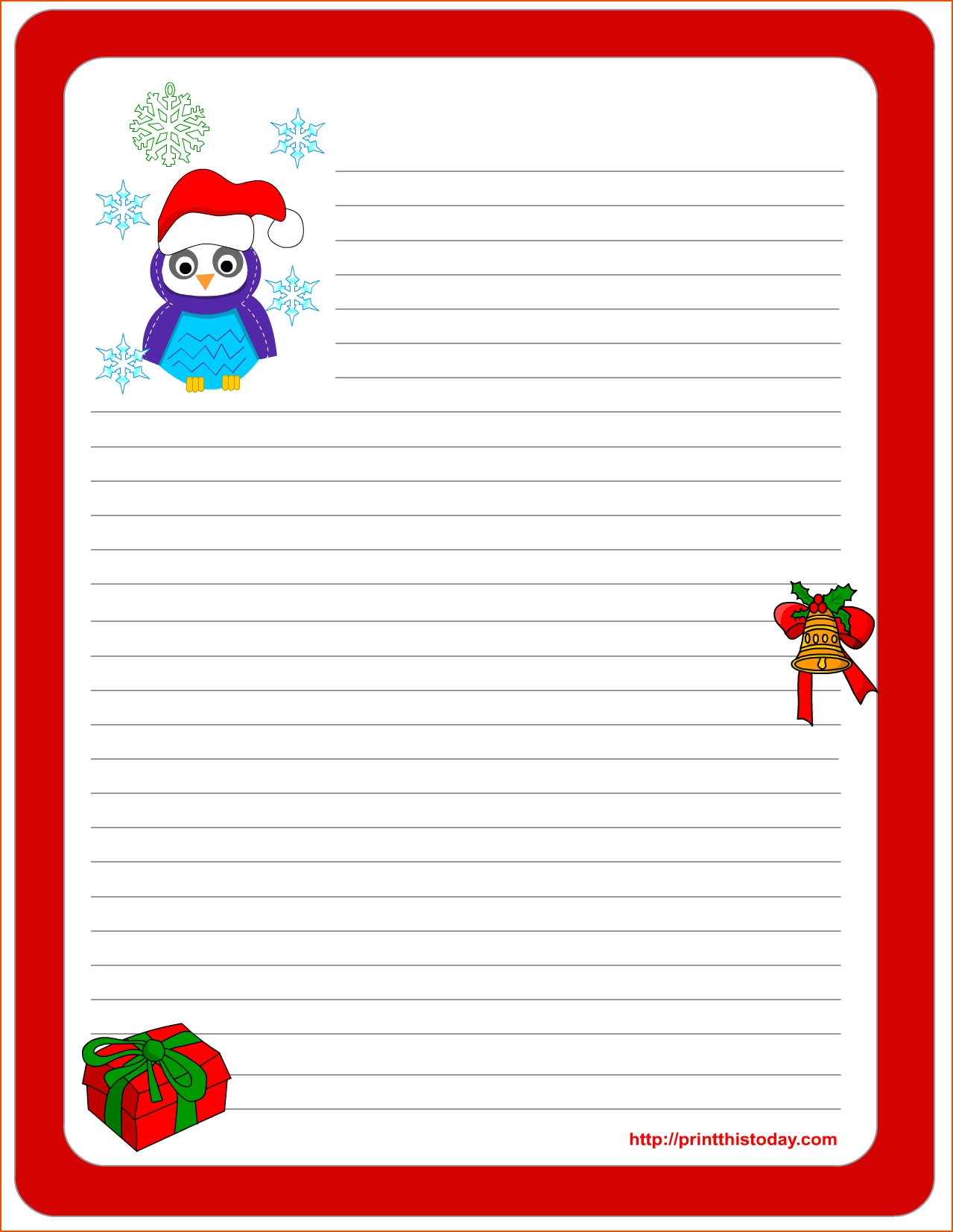 5+ Christmas List Template Free - Bookletemplate for Blank Christmas List 19111