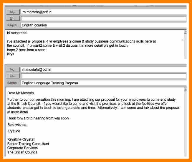 5+ Informal Email Format Example | Action Words List inside Informal Email Format 23306
