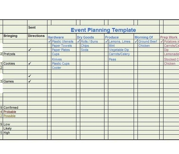 50+ Printable To Do List & Checklist Templates (Excel + Word) for ...