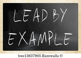 754 Lead By Example Posters And Art Prints | Barewalls intended for Lead By Example Poster 19714