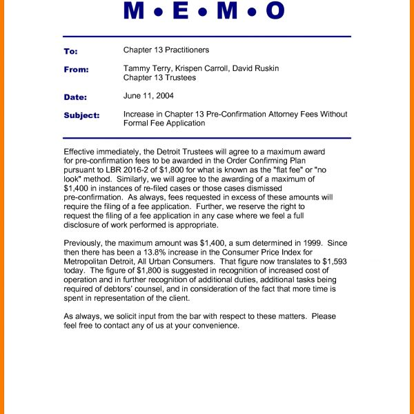 memo heading format - Mersn.proforum.co