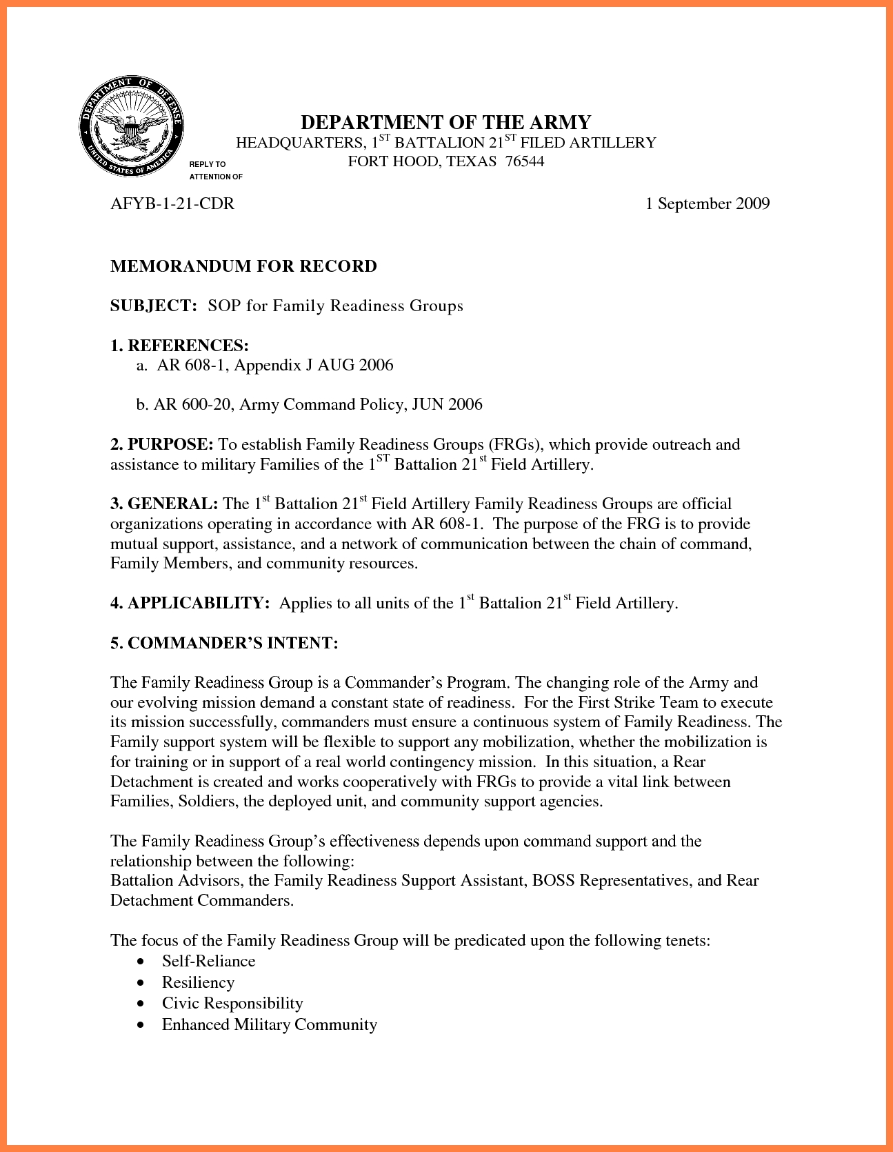 Example memorandum memo template trattorialeondoro best photos of army justification memo example army spiritdancerdesigns Images