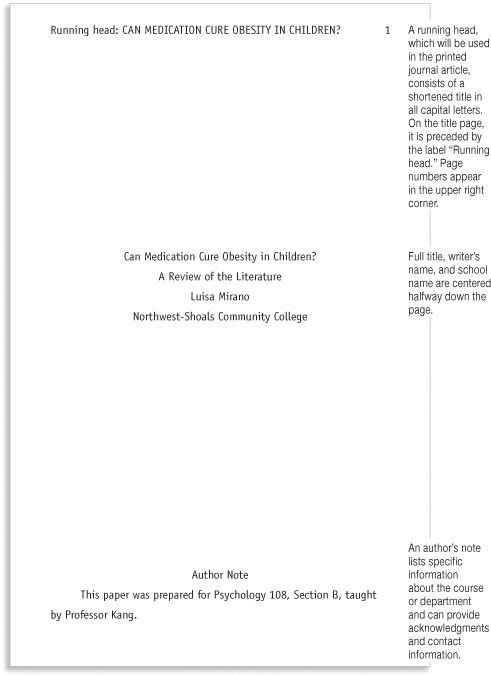 Apa Format Example Essay Paper | Apa | Pinterest | Apa Style intended for College Essay Format Apa 23426