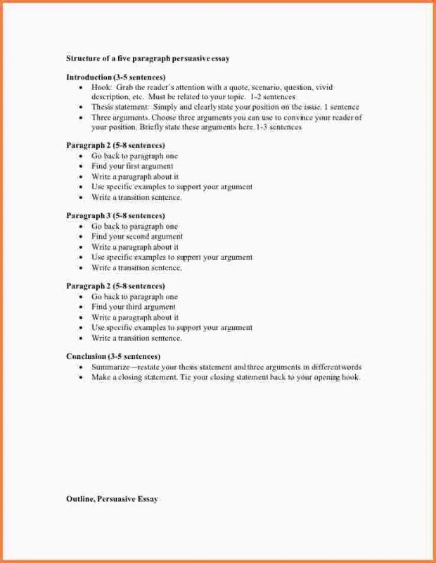 Argumentative Essay Outline Template Depiction Wonderful Outline regarding Persuasive Essay Outline Example 21241