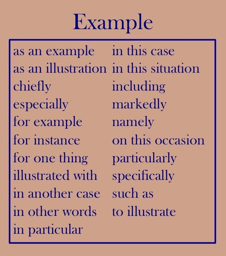 Best 25+ Transition Words Examples Ideas On Pinterest | Examples inside For Example Transitions 20539