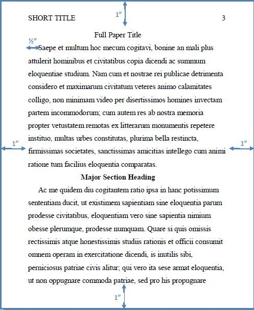 Best Photos Of Apa Paragraph Example - Apa Style Paper Format for Introduction Paragraph Example Apa 21201