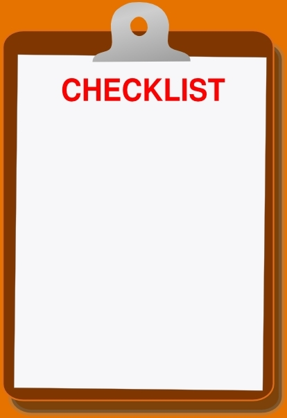 Blank Checklist Png | World Of Example regarding Blank Checklist Png 19051
