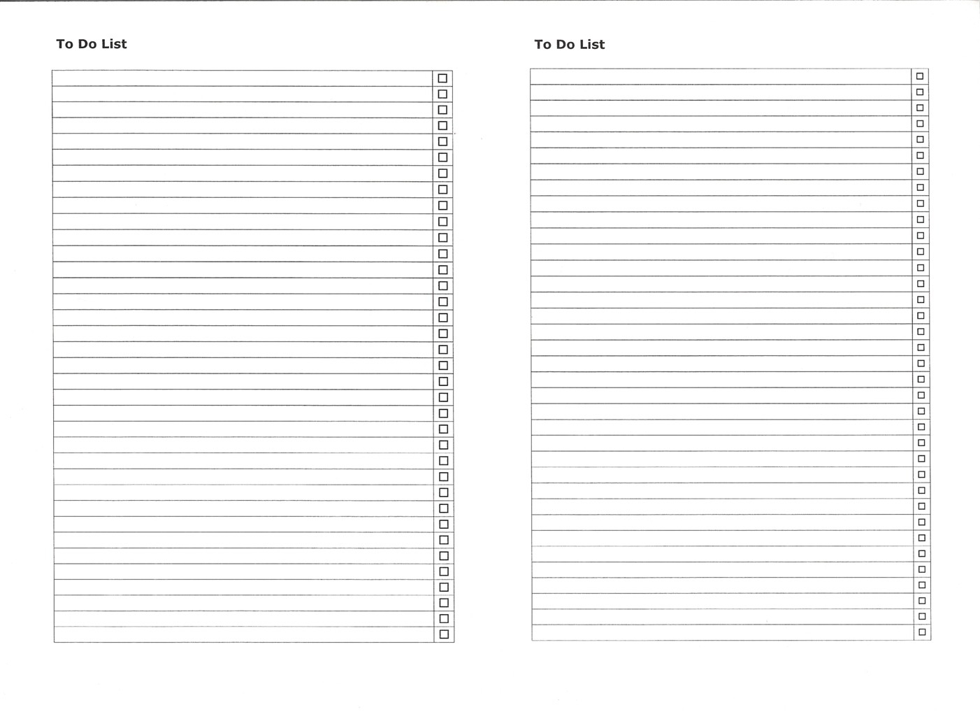 Blank Numbered List Template - Fieldstation.co regarding Numbered List Template 20358