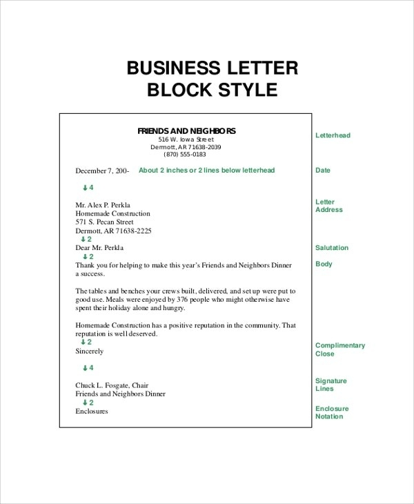 Business Letter Block Format Current Capture Formal Busines 8 throughout Formal Business Letter Block Format 21861