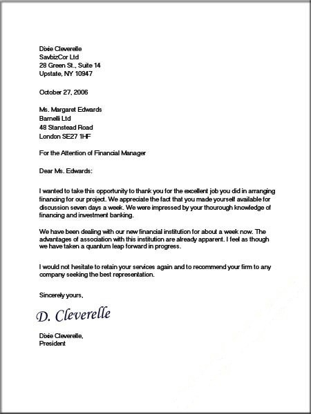 Business Letter Format Template Introduction Email Word Excel Pdf regarding Formal Business Letter Format Example 21801