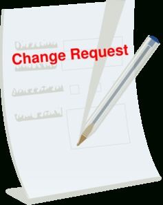 Change Request Form Clip Art At Clker - Vector Clip Art Online regarding Request Form Clipart 23666