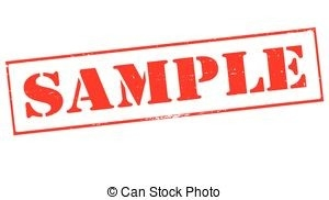 Clipart Sample - Clipart Collection | Sample Clipart. Clipart Info inside Example Stamp Clipart 19774