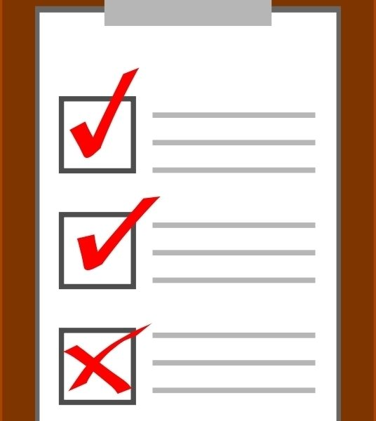 clipboard checklist clipart examples and forms within checklist clipboard clipart