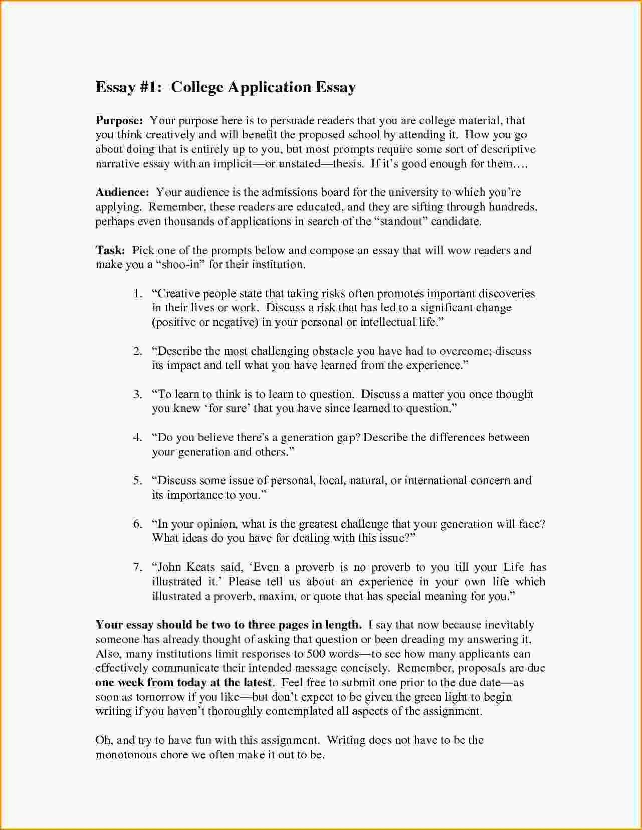 College Essay Format 2016   World Of Example with regard to College Essay Format 2016 23436