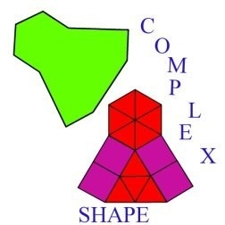 Complex Shapes - Learned Through The Process Of Assembly And with regard to Complex 2D Geometric Shapes 24613