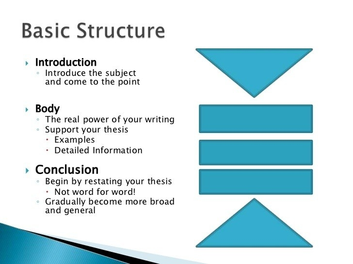 Conclusion Structure Example | World Of Example for Conclusion Structure Example 20730