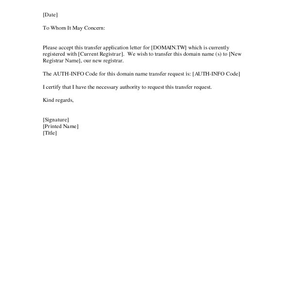 Cover Letter Example Simple Cover Letter Example For Job Inside