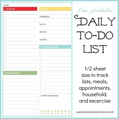 Daily To Do List Daily Docket regarding Printable Daily To Do Lists 21531