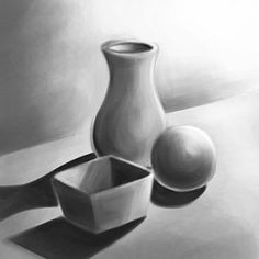 Draw 3D Forms Using Shading | 3D, Draw And Drawing Lessons intended for Form In Art Drawing 23536