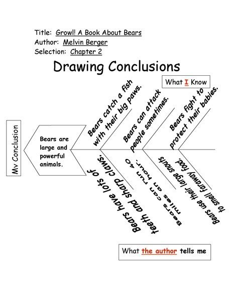 Drawing Conclusions Questions Worksheets For All Download And In