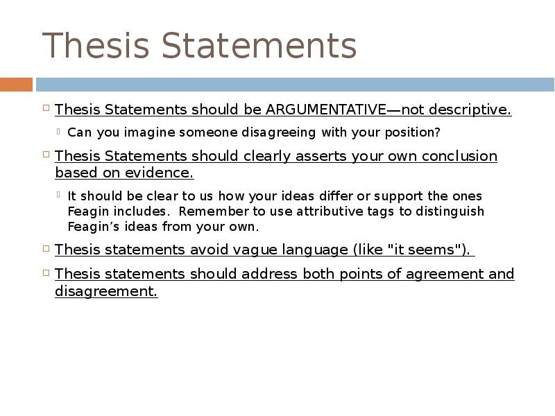 thesis made easy Сreating your own strong thesis statements has never been so fast and simple try our thesis statement generator for free without registration.