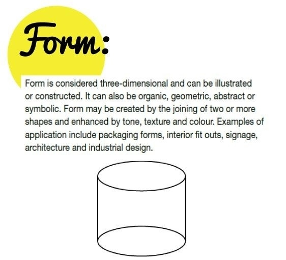 Elements Of Art Form Definition | World Of Example inside Form In Art Definition 23526