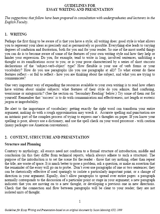 Essay Writing Format - Asafon.ggec.co with Essay Writing Format 23266