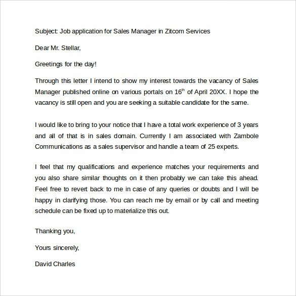 Formal Business Letter Format Example  Examples And Forms