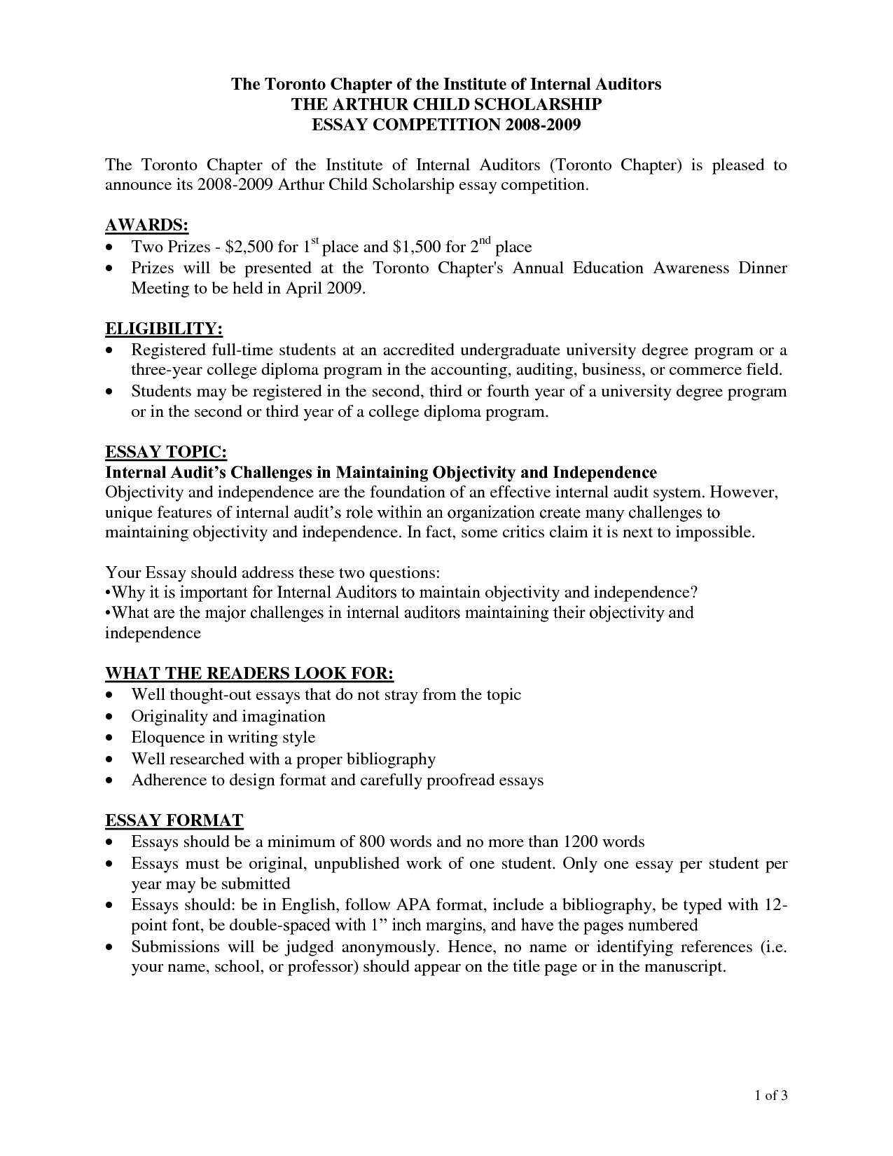 Format Of A Scholarship Essay Cover Letter What Is The Format For intended for Scholarship Essay Format 19996