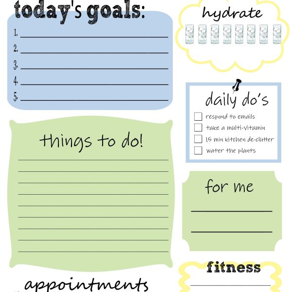 picture regarding Free Printable Daily to Do List named Free of charge Printable Every day Toward Do Checklist Thats What Che Claimed