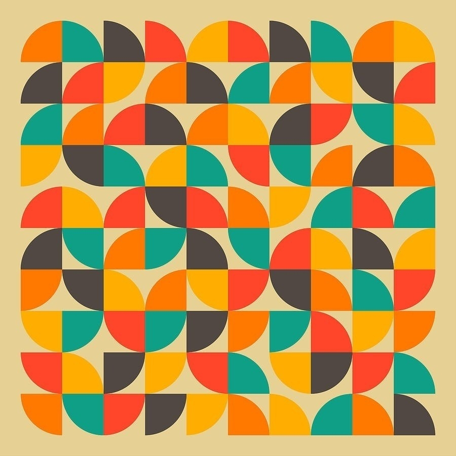 Geometric Shapes Art | Examples And Forms pertaining to Geometric Shape Art 24089