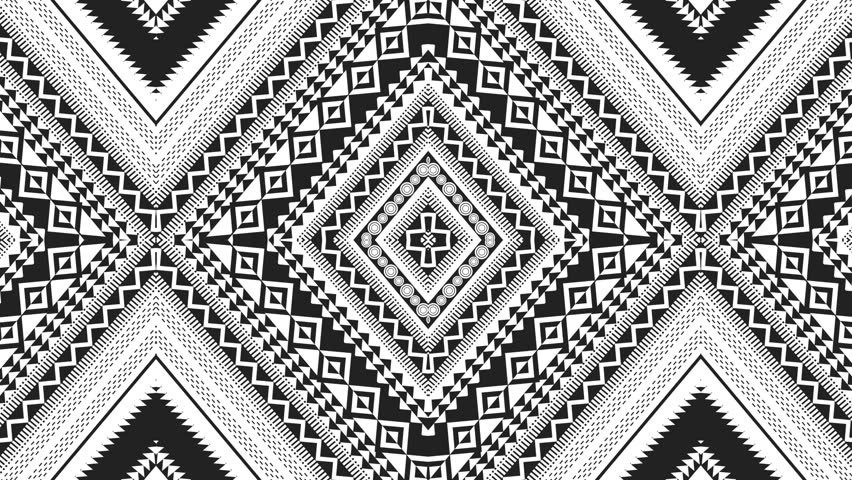 Geometric Shapes Design Black And White | World Of Example throughout Geometric Shapes Design Black And White 24453