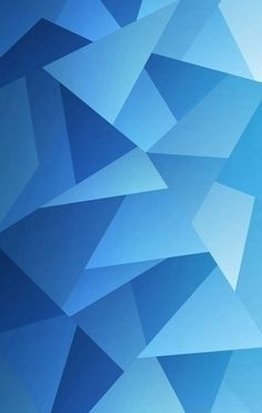 Geometric Shapes Design Blue | World Of Example for Geometric Shapes Design Blue 24503