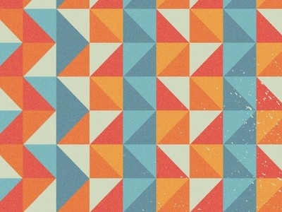 Geometric Shapes Pattern By Derek Brown - Dribbble within Geometric Shapes Patterns 23917