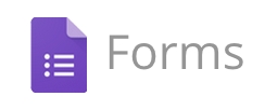 "Google Docs On Twitter: ""@mrvaudrey You Called It! New Purple for Google Forms Logo 24653"