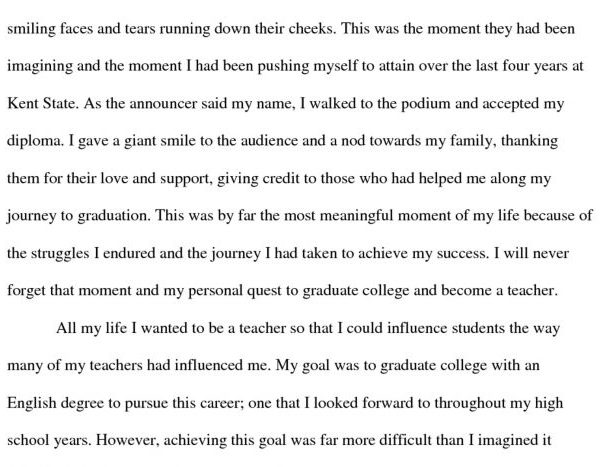high school personal narrative essay examples for college sample  high school personal narrative essay examples for college sample intended  for personal narrative examples high school