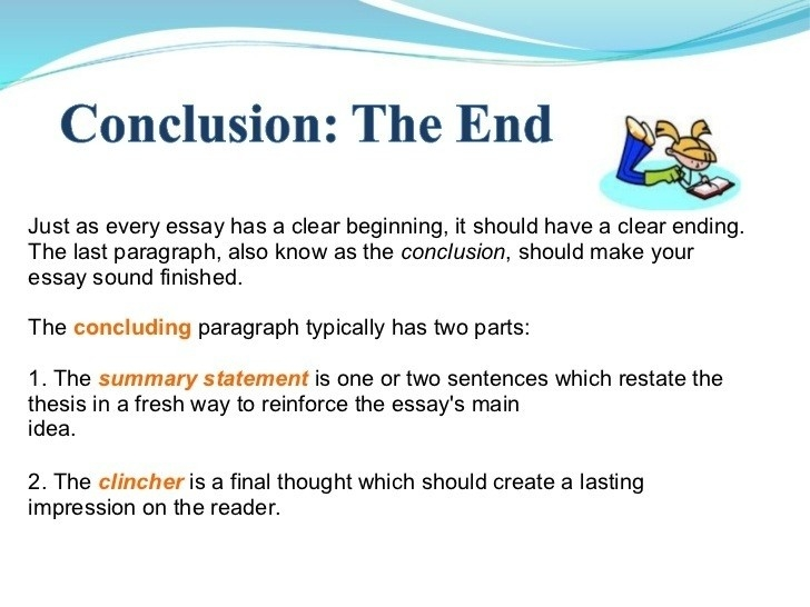 How To End A Conclusion Paragraph Examples | World Of Example inside How To End A Conclusion Paragraph Examples 21291