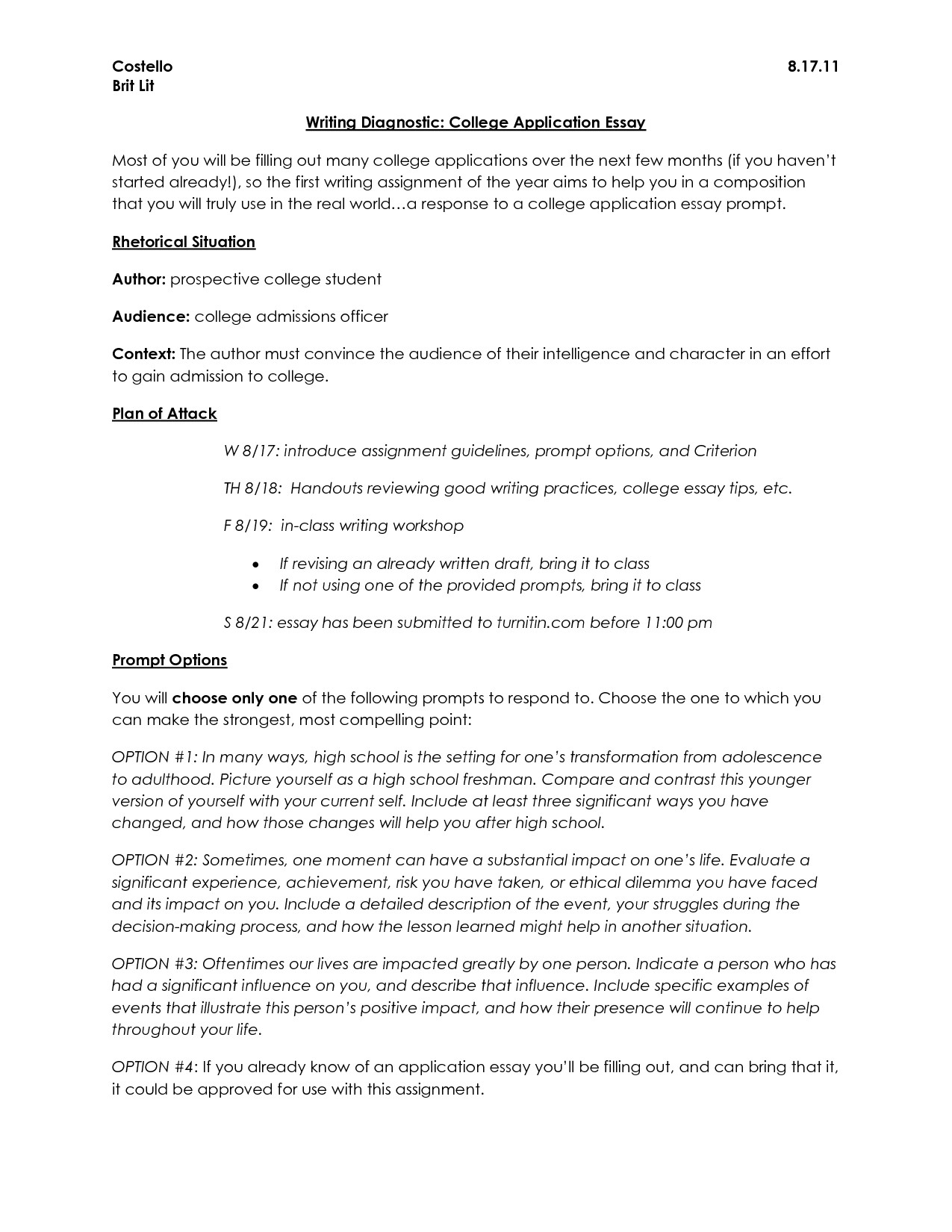 How To Format College Essay - Asafon.ggec.co with College Essay Format 2016 23436