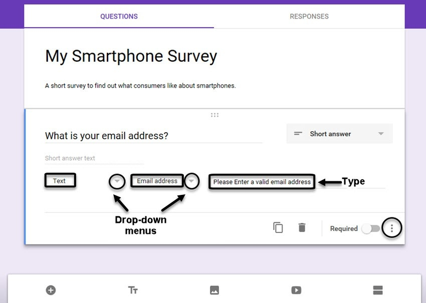 How To Make A Survey With Google Docs Forms in Google Forms Survey 24683