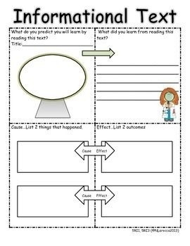 Informative Graphic Organizer 5Th Grade | World Of Example for Informative Graphic Organizer 5Th Grade 22474