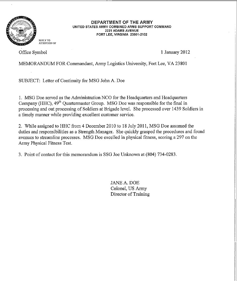 Memo Of Record Template - Asafon.ggec.co for Memorandum Format Army 22965