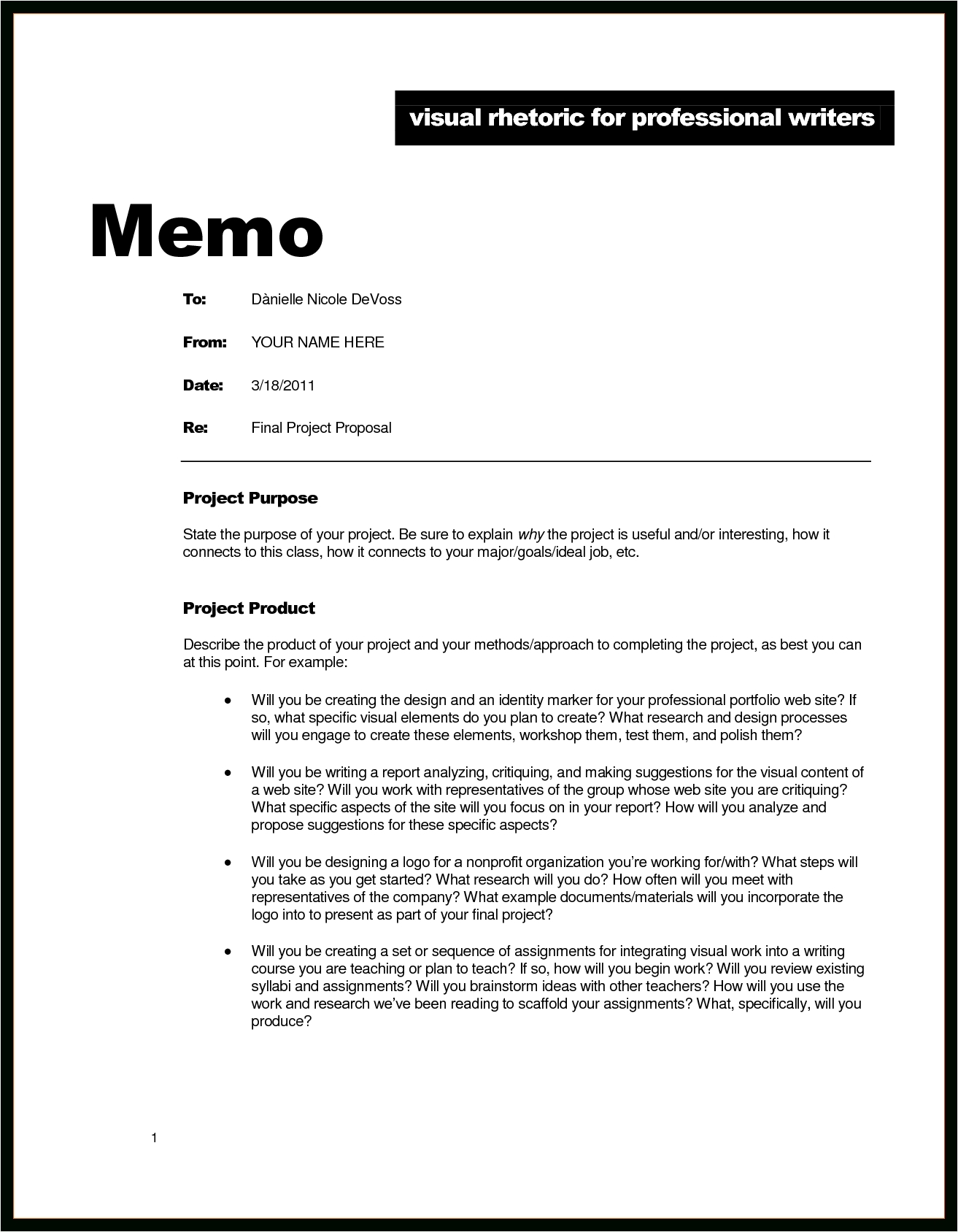 Memorandum Format With Headings | World Of Example within Memo Format Headings 22554