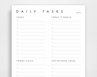 Monthly Planner Business Printables Planning Pages in Business Printable To Do List 21561