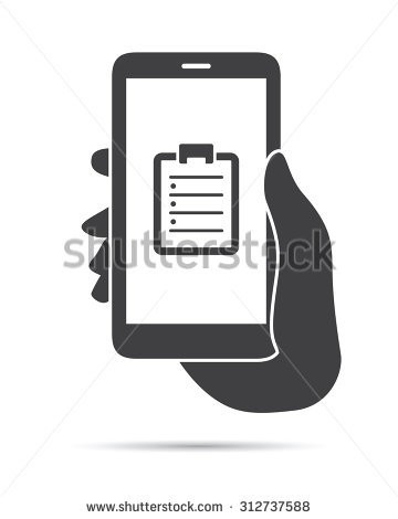 Online Form Icon Stock Images, Royalty-Free Images & Vectors with regard to Online Form Icon 23958