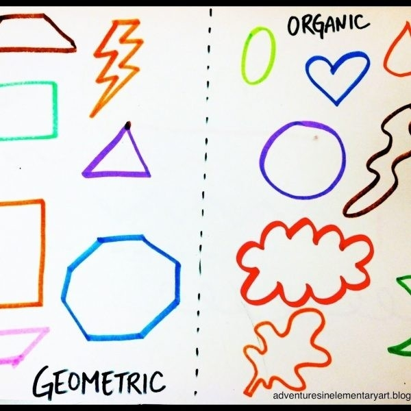 Organic Shape Art Definition | World Of Example For Organic Shapes throughout Organic Shape Examples 23877