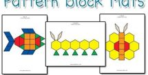 Geometric Shapes Patterns For Kids